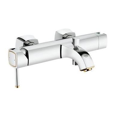 Grohe Grandera vonios maišytuvas, chromo arba chromo su auksu spalvos 4