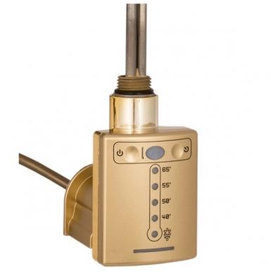 CINI QSX 300 kaitintuvas su termoreguliatoriumi, bronzinės spalvos