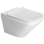 Duravit DuraStyle pakabinamas WC su Rimless, lėtai nusileidžiantis dangtis, baltas