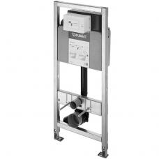 Duravit DuraSystem potinkinis rėmas su tvirtinimais, WC klavišas A1, chromas