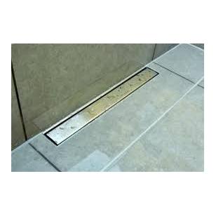 """H&L dušo latakas su """"Primus"""" sistema, nerūdijančio plieno grotelės"""