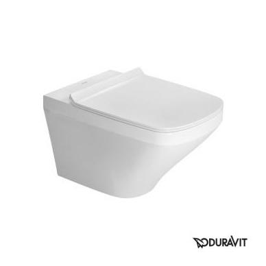 Duravit DuraStyle pakabinamas WC su lėtai nusileidžiančiu dangčiu, baltas