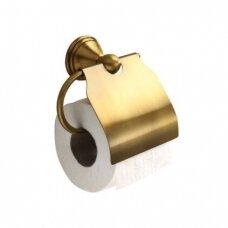 Gedy Romace tualetinio popieriaus laikiklis 7525-44, bronzinis