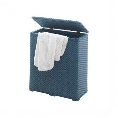 Gedy Ambrogio skalbinių krepšys, mėlynos spalvos