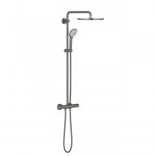 Grohe Euphoria XXL 310 termostatinė dušo sistema, juoda