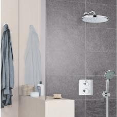 Grohe Grohetherm Perfect/Rainshower Cosmopolitan 210 potinkinis termostatinis komplektas