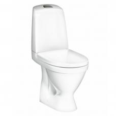Gustavsberg Nautic pastatomas WC, 2/4l nuleidimas, C + danga, lėtai nusileidžiantis dangtis