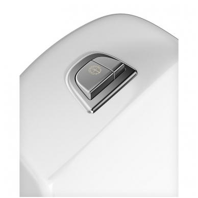Gustavsberg Nautic Hygienic Flush 1510 pastatomas WC su lėtai nusileidžiančiu dangčiu 3