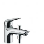 Hansgrohe Novus Monotrou vonios maišytuvas montuojamas į vonios kraštą, chromas