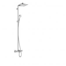 Hansgrohe Crometta E 240 1jet termostatinė vonios/dušo sistema, chromas