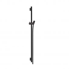 Hansgrohe UnicaS Puro dušo stovas 0.90 m su žarna, matinė juoda