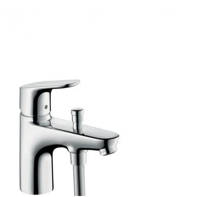 Hansgrohe Focus vonios maišytuvas montuojamas į kraštą, chromas