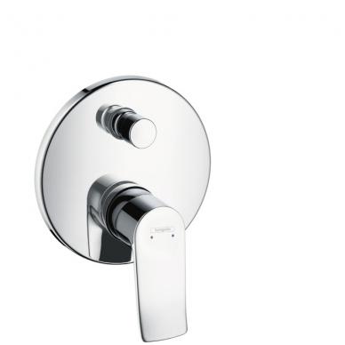 Hansgrohe Metris vonios/dušo maišytuvas, chromas