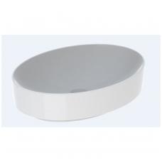 Ifo VariForm pastatomas ovalus praustuvas, 55 x 40 cm, baltas