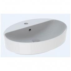 Ifo VariForm pastatomas ovalus praustuvas, 60 x 45 cm, baltas
