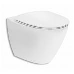 Ifo Inspira Art Rimfree pakabinamas WC, baltas