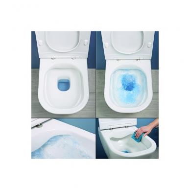 Jika Mio Rimless pakabinamas WC, baltas 2