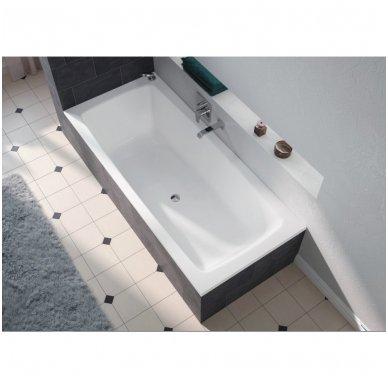 Kaldewei Cayono Duo plieninė vonia, 170 x 75, balta