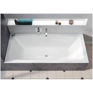 Kaldewei Cayono Duo plieninė vonia, 170 x 75, balta 2