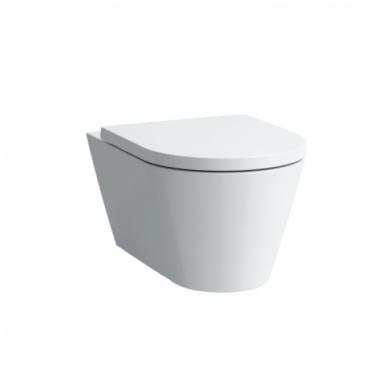 Laufen Kartell pakabinamas WC, baltas