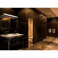Kerasan Waldorf 150 x 55 pakabinamas dvigūbas praustuvas