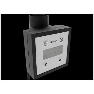 Terma KTX3 kaitintuvas su LCD, juodas