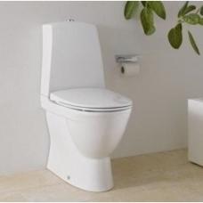 Laufen PRO Nordics Rimless WC, su lėtai nusileidžiančiu dangčiu
