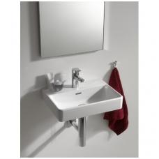 Laufen Pro S mažas pakabinamas praustuvas, 45 x 34 cm, baltas