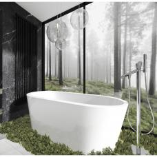 Massi Thermo laisvai pastatoma vonia