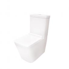 Massi Tringo Kompakt pastatomas WC, su lėtai nusileidžiančiu dangčiu