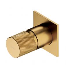 Omnires Contour potinkinis dušo maišytuvas,braižytas auksas