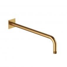 Omnires sieninis dušo galvos laikiklis, braižytas auksas