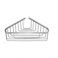 Omnires Uni kampinė dušo lentynėlė, chromas