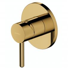 Omnires Y potinkinis dušo maišytuvas, aukso spalvos