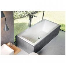 Ravak Formy 02 akrilinė vonia, 180 x 80, balta