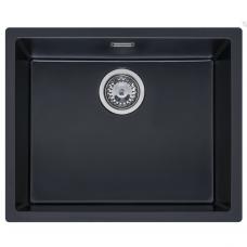 Reginox 50 L virtuvinė plautuvė, 55 x 45 cm, juoda