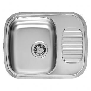 Reginox Regidrain R virtuvinė plautuvė, 59,5 x 47, nerūdijančio plieno