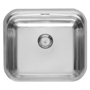 Reginox Colorado L OKG virtuvinė plautuvė, 45 x 40 cm, nerūdijančio plieno