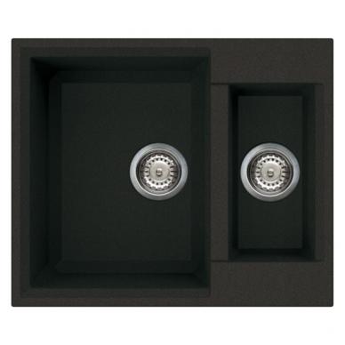 Reginox Parma 150 akmens masės virtuvinė plautuvė, 60 x 50