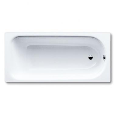 Kaldewei Saniform Plus plieninė vonia, balta