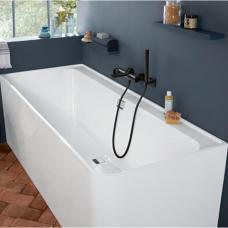 Villeroy & Boch Collaro laisvai statoma vonia, 180x80 kairė, vientisas uždengimas