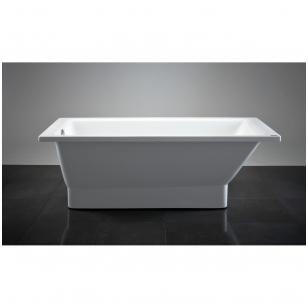 Vispool Ette akmens masės vonia, 170 x 70, balta