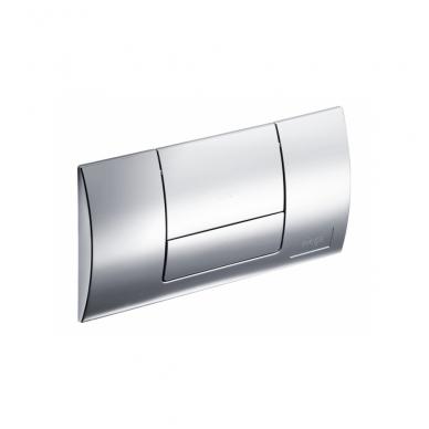 Viega Standart WC nuleidimo mygtukas, chromuotas